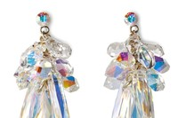 Atelier Swarovski by Mary Katrantzou Earrings Crystal A/W11