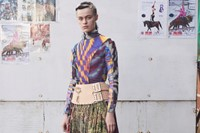 Chopova Lowena Autumn/Winter 2019 Grace Difford AW19