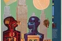 Image 1. Paolozzi, Wittgenstein in New York