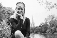 Helen Mirren in 1968, during the Royal Shakespeare Company's