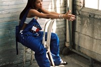 Aaliyah for Tommy Hilfiger, 1996