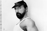Tom of Finland Darkroom exhibition photography art Val Marti