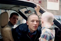 Rob Bremner, Skinhead Boys Sitting in a Car