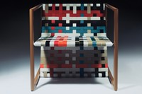 Jonathan Saunders, Rhythms of Colour Furniture Fashion