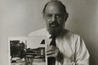 Giard Allen Ginsberg William Burroughs NYC 1986