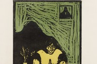 Edvard Munch, The Thick Whore, 1899