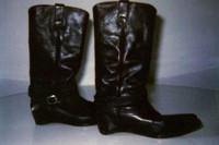 Western boots, 2000