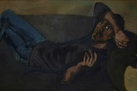 Lynette Yiadom-Boakye paintings Closer to a Comfort 2018