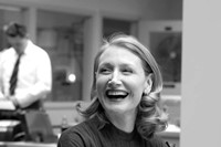 Patricia Clarkson in Good Night and Good Luck, 2005