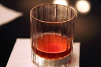 Beeswax Old Fashioned at the White Lyan