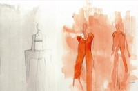 Simone Sommer's sketches