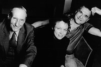 William S. Burroughs, Laurie Anderson & John Giorno on tour