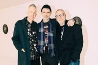 Jefferson Hack, Willy Vanderperre and Olivier Rizzo