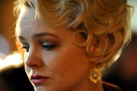 Carey Mulligan as Sissy in Shame, 2011