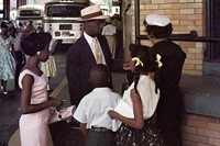 Gordon Parks Part One Segregation in the South Black Muslims