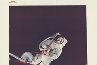 David Scott, Russell Schweickart tests the new Apollo spaces