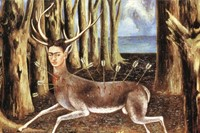 The Wounded Deer, Frida Kahlo, 1946