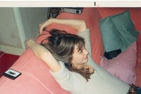 Jane in the Isle of Wight, 1972