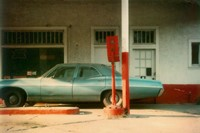 Polaroids by William Eggleston new book Steidl
