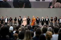 Karl Lagerfeld Chanel Fendi Celebration 2019 1