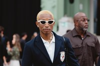 Karl Lagerfeld Chanel Fendi Celebration Pharrell Williams 2