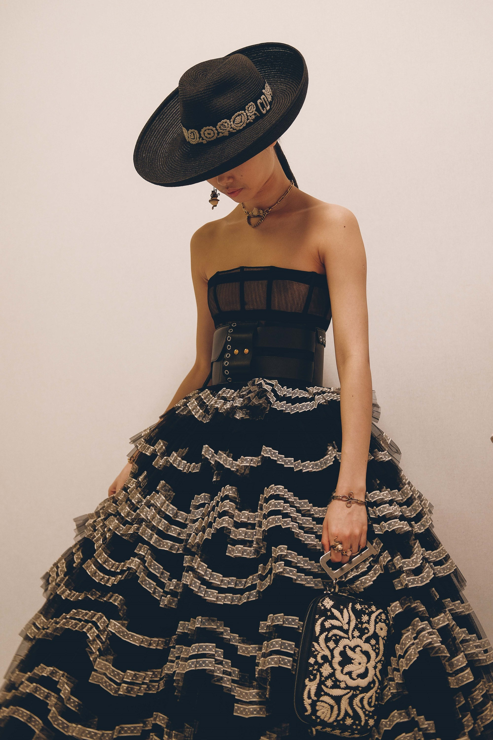 4012742c73b The Diorodeo: Horses, Corsets and Female Liberation at Dior Cruise | AnOther