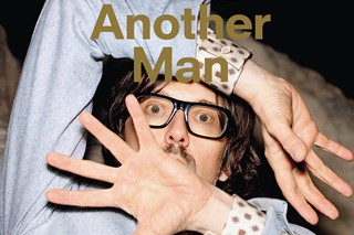 Jarvis Cocker for Another Man S/S15