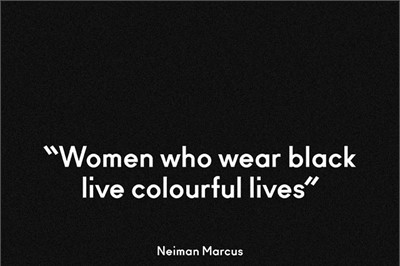 Black In Fashion Another S Top Ten Quotes Another