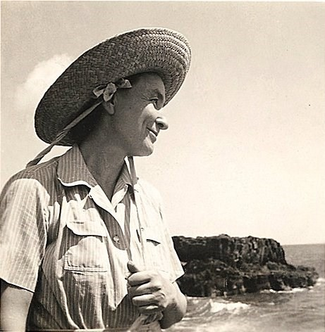 Georgia O'Keeffe in Hawaii, 1939, Yale University
