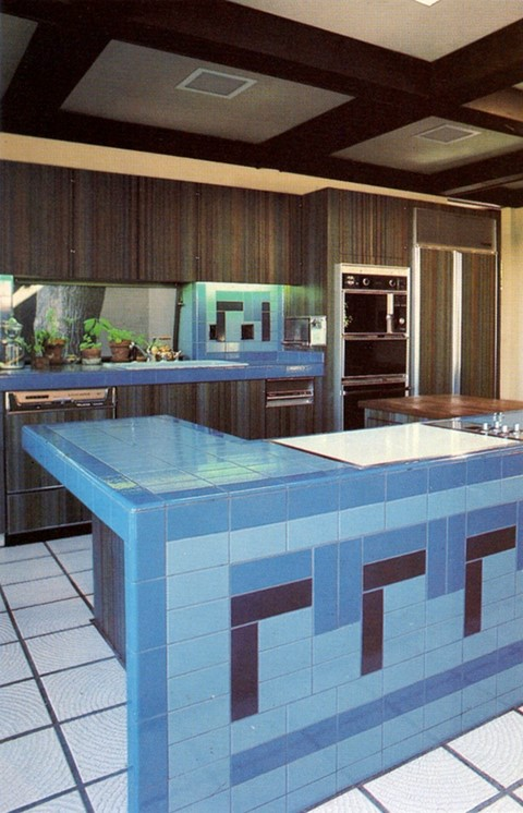 Remodeling with TILE, 1981