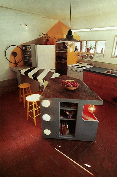 The Kitchen Book by Terence Conran, 1977