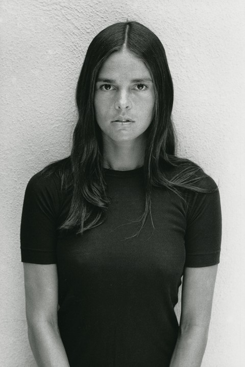 Ali MacGraw in 1972