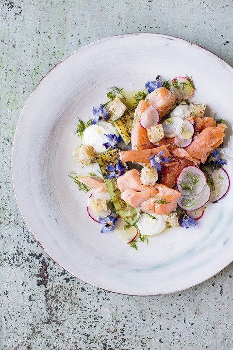 Rosie Birkett's Smoked Trout