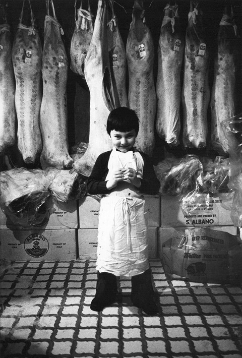Butchers Boy_1975_copyright Arlene Gottfried