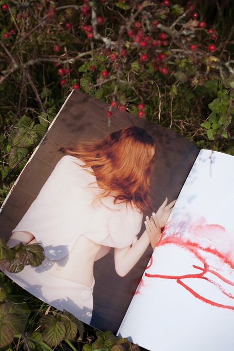 The Book of Simone Rocha, Photography by Tess Hurrell