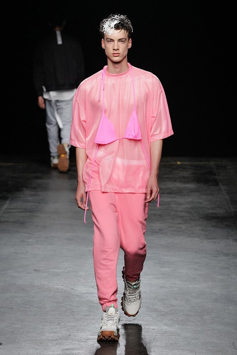 Christopher Shannon SS 2016