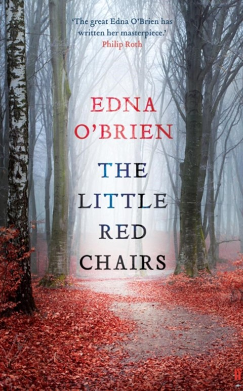 Edna O'Brien - The Little Red Chairs