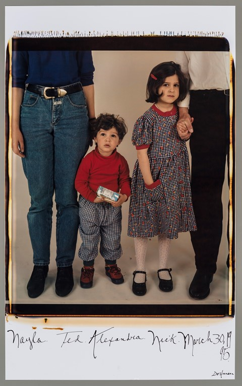 08_Nayla, Ted, Alexandra, Nick, March 30, 1995