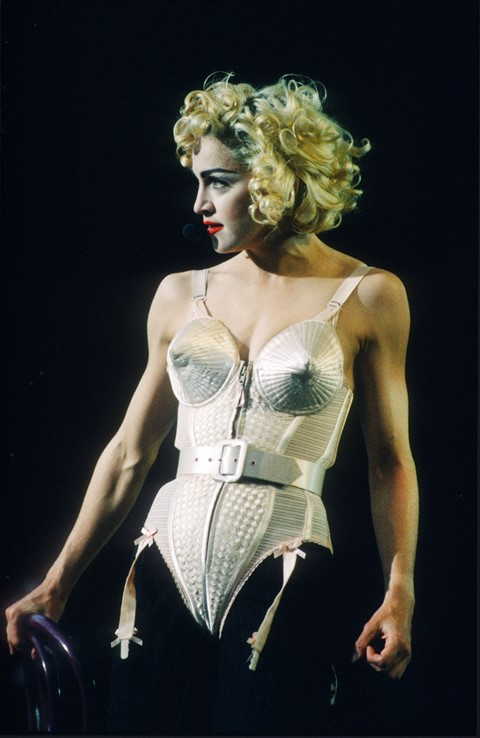 1a707ad4b5 The Subversive Power of the Jean Paul Gaultier Corset