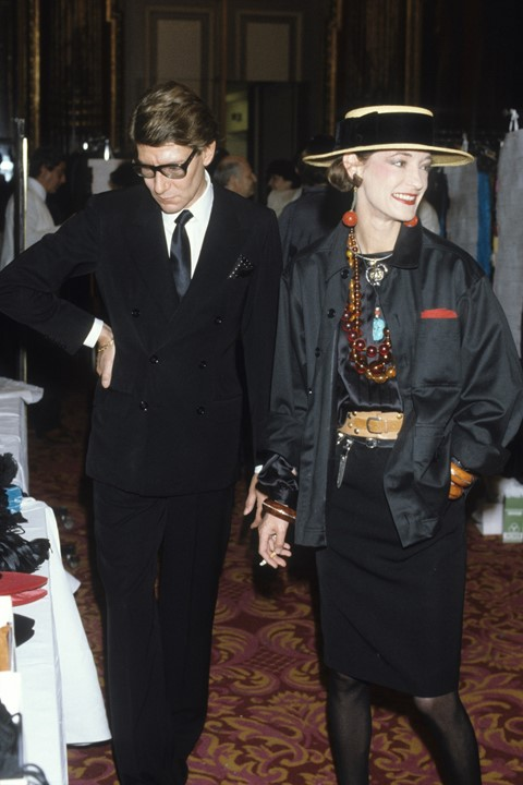 ysl and loulou by guy_marineau
