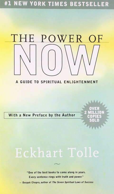 Eckhart Tolle – The Power of Now