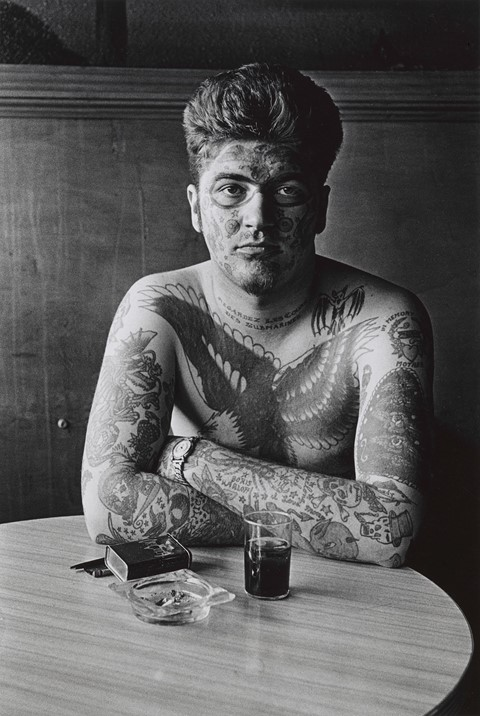 Diane Arbus: In the Beginning Hayward Gallery London 2019
