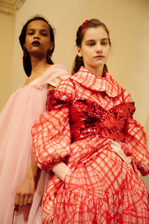 Simone Rocha AW19 Fall 2019 collection fashion week