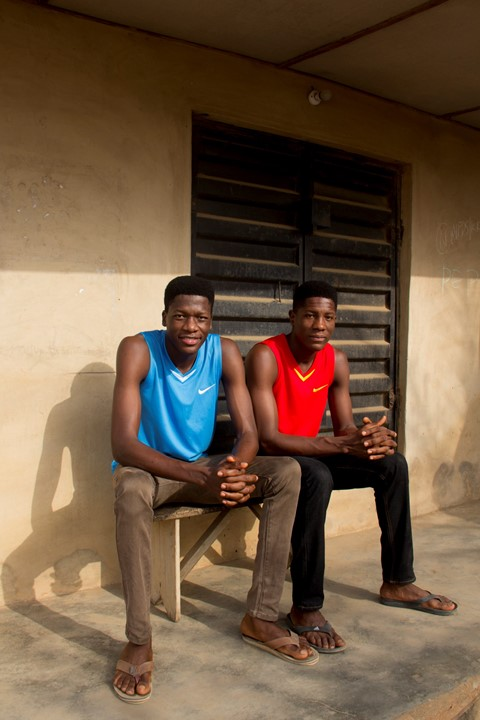 IBEJI by Stephen Tayo Nigerian twins