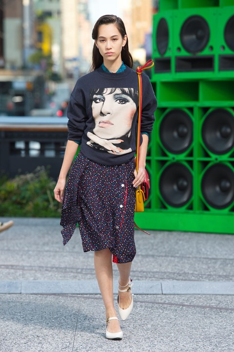 Richard Bernstein, the Artist Behind the Barbra Streisand Prints at Coach