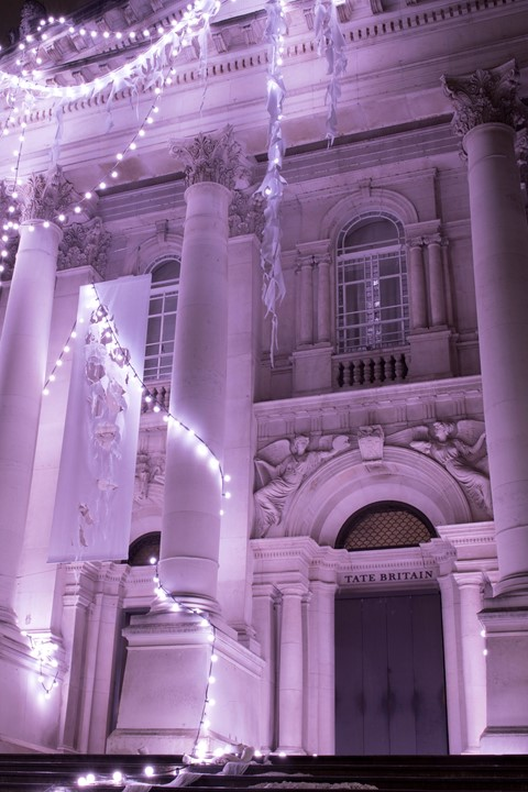 Anne Hardy Winter Commission Installation Tate Britain