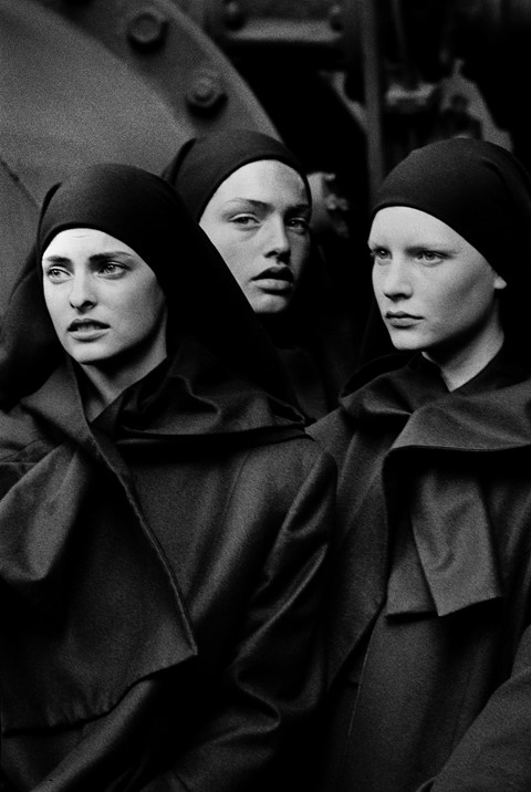 Peter Lindbergh Taschen Untold Stories Exhibition 2020