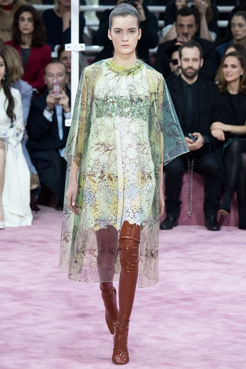 Christian Dior Haute Couture Spring/Summer 2015