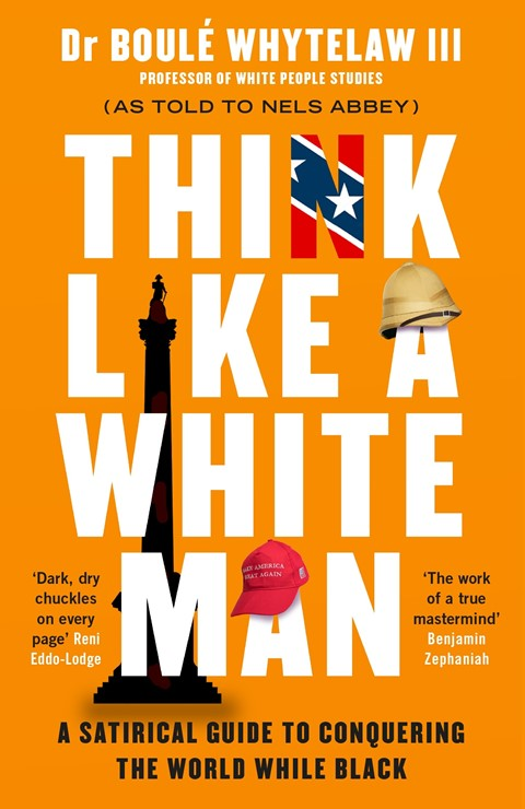 Nels Abbey Interview Think Like A White Man Book 2020