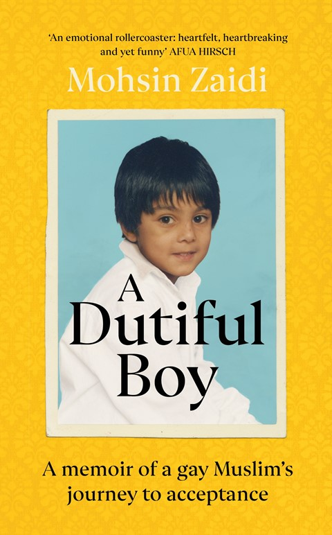 A Dutiful Boy cover image